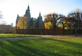 Kongens Have - stemningsbillede (Rosenborg)