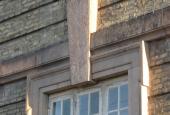 Sølvgade Kaserne, 4 - detalje