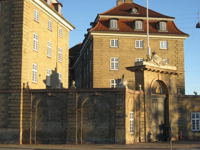 Sølvgade Kaserne, 2