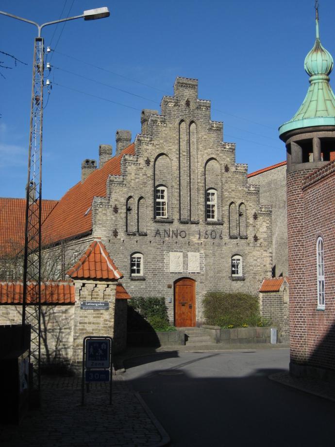 Aalborg Helligåndskloster-2