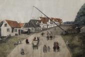 Ved bomhuset i Hørsholm