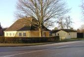 Spindeskolen i Køng januar 2009