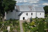 Jelling, Kirke og runesten