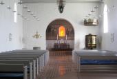 Jelling Kirke, Indre