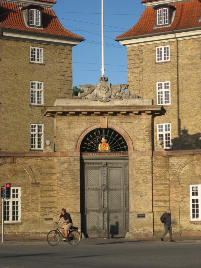 Sølvgade Kaserne, 3