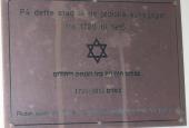 Her lå jødernes synagoge indtil 1912