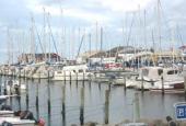 Et dejligt billede fra Juelsminde havn