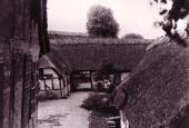 Kaleko Vandmølle set fra nord 1906