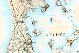 Kanhavekanalen Bygget Af En Staerk Kongemagt 1001 Fortaellinger