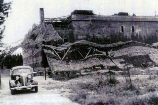 "Jagerleder bunkeren ""Gyges"" (Bunker 1137) i 1945"
