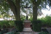 Den katolske kirkegård i Assistens Kirkegården i Fredericia