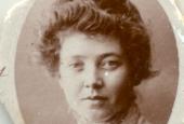Kirstine Fredberg (g. Knudsen)