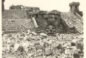 Ruinerne af Bismarcktårnet på Knivsbjerg