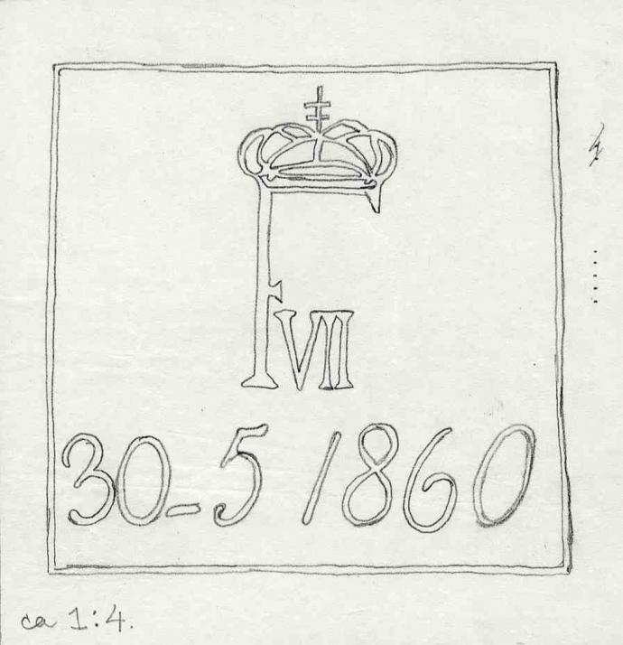 Kongens monogram