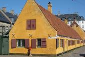 Nyboder, ældste husrække-1