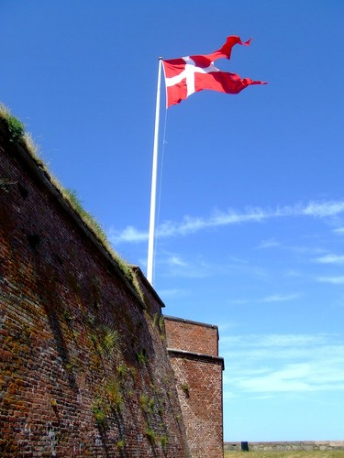 Kronborg Flagbastion
