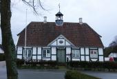 Skolen i Troense - opført 1790