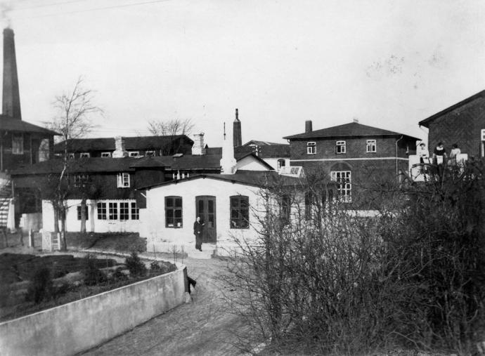 Ladelund Landbrugskole 1908