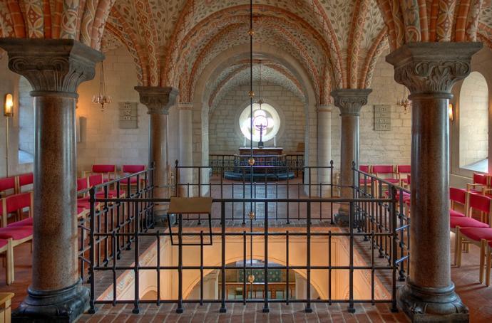 Ledøje Kirke - Overkirken