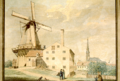 Lille Mølle 1845