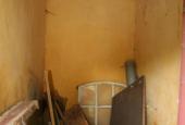 UDHUS: Et gammelt das med hullet wc-bræt under rod