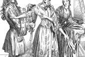 Louis XVI hår