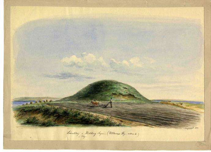 Lundehøj 1875