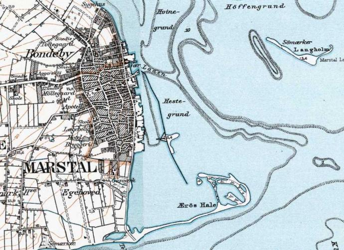 Map from 1926