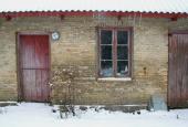 HAVEHUS: Udhus i sne 1