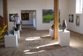 Undermøllen - Aprilgruppens udstilling
