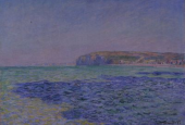 "Claude Monet: ""Skygger på havet""."