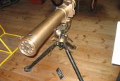 Mitrallieuse, 10 løbet 8 mm. våben