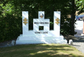Lithuanian monument