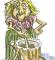 Mosekonen brygger i Mosekonens land