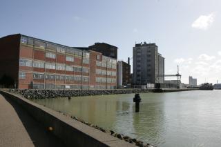 ØK skibsværft, Nakskov havn