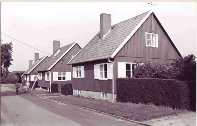 Svenskehuse i Nexø