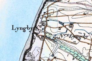 Nørre Lyngby 1884