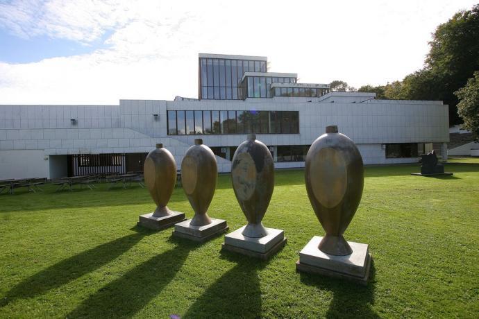 Aalto's functionalist museum