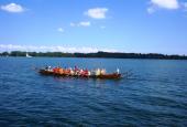 Hjortspringbåden i Dyvig
