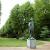 Oehlenschlägers statue, Søndermarken