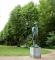 Billede af statuen