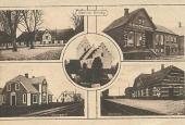 Postkort Nørre broby