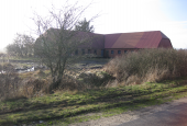 Øvelsesterrænet ved Oksbøl