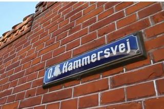 O.C.Hammersvej, Norby, Fanø