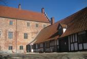 Odense adelige jomfrukloster, bindingsværk