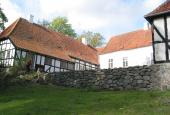 Østrupgaard fra havesiden