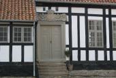 Østrupgaard - mog hovedindgangen