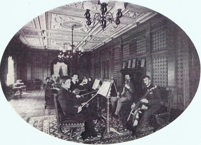 Havesalen med Carl Nielsen