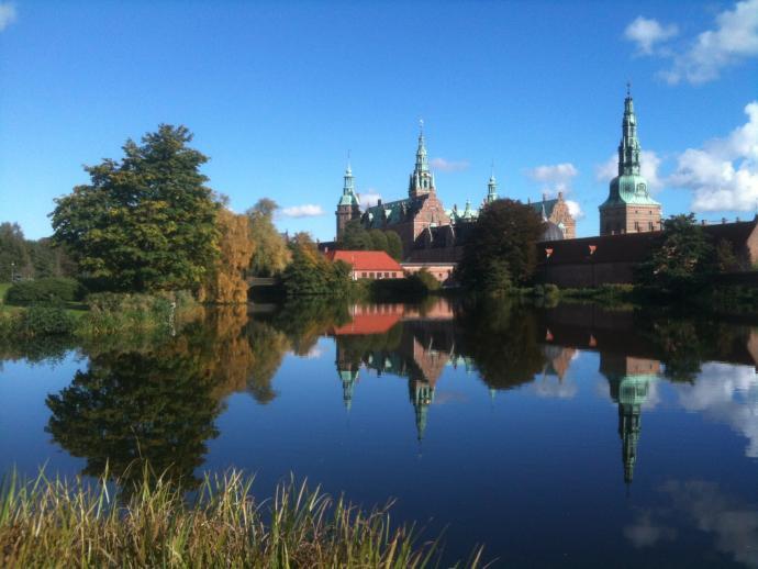 En fantastisk oktoberdag 2012
