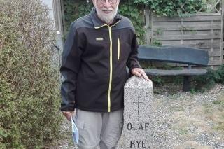 Olaf Ryes banested